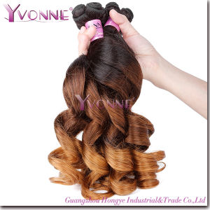 New Arrival Spring Curl 100% Fumi Human Hair Extension pictures & photos
