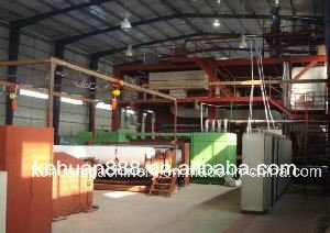Newest Designed PP Spunbond Nonwoven Fabric Making Machine pictures & photos
