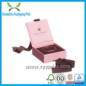 Factory Custom Made Cheap Recyclable Wooden Jewellry Box Wholesale pictures & photos