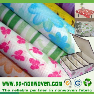 PP Spunbond Excellent Printed Design Nonwoven pictures & photos