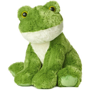 Super Soft and Plush Stuffed Animal Frog pictures & photos