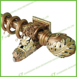 50mm Resin Curtain Rod Set (T902)