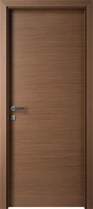 One Panel Engineered Veneered Flush Wood Door (S7-01) pictures & photos