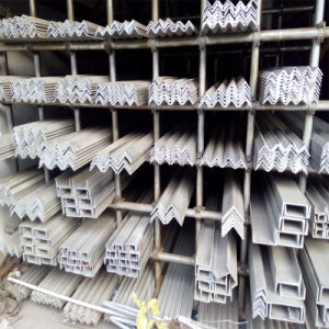 Stainless Steel Angle Iron Weights with Slotted Holes pictures & photos