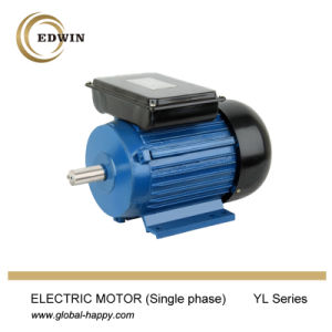 Electric Motor Single Phase Asynchronous Motor pictures & photos