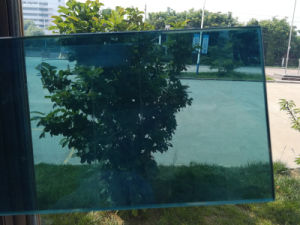 Ocean Blue Laminated Safety Glass pictures & photos