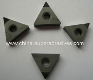 Ultra Hard Polycrystalline Diamond PCD Inserts for Processing Alloy and Ceramics