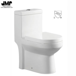 Siphonic Wc Cupc Bathroom Toilet Seat Ceramic Toilet pictures & photos