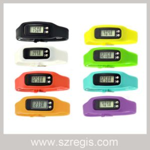 """1"""" LED Cheap Silicone Bluetooth Sport Watch Smart Bracelet pictures & photos"""