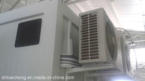 Galvanized Steel Frame Building/Modular/Prefab/Prefabricated House (shs-fp-liv039) pictures & photos