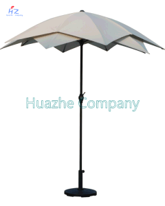 New Style Lotus Umbrella Beach Umbrella Garden Umbrella Outdoor Umbrella Parasol Patio Umbrella pictures & photos