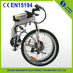 2015 Popular 26 Inch 36V Electric Mountain Bicycle pictures & photos