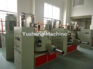 Plastic Heating Cooling Mixer Machine pictures & photos