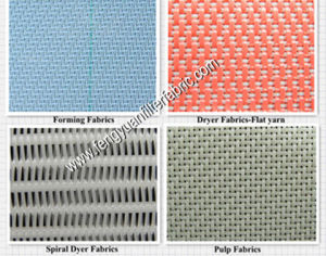 Monofilament Polyester Paper Dryer Fabric pictures & photos