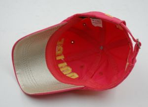 Fashion 100% Cotton Baseball Track Sport Cap pictures & photos