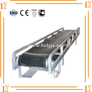 Stainless Steel Food PVC Psj600*10 Belt Conveyor pictures & photos