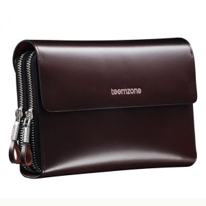 2015 Men′s Best-Selling Genuine Leather Clutch Bag