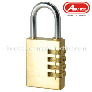 Padlock, Brass Combination Padlock pictures & photos