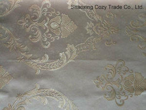 Good Quality Jacquard Fabric for Decoration pictures & photos