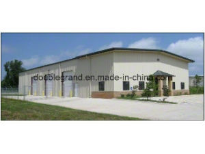 Prefabricated Light Steel Structure Warehouse Building pictures & photos