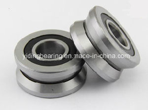 Sliding Gate Wheel Guide Roller Bearing LV 201-14 2RS pictures & photos