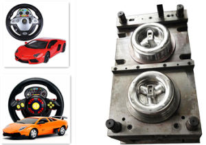 PE Multi Cavity Steering Wheel Parts Mold for Toy Car pictures & photos