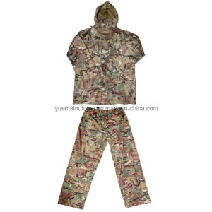 High Quality Military Multicamo Waterproof Suit pictures & photos