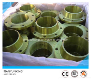 ANSI B16.5 Forged F11cl2 Alloy Steel Weld Neck Flanges pictures & photos