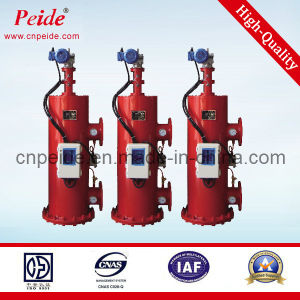 Vertical Type Self Cleaning Water Filter System for Well Water pictures & photos