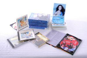 Educational DVD Replication 120mm 4.7GB/120min