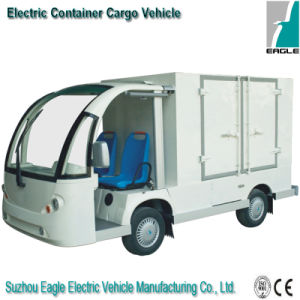 Electric Restaurant Car with Big Dining Box pictures & photos