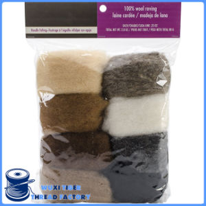 Factory Price 100% Raw Wool Roving Fabric Wholesale