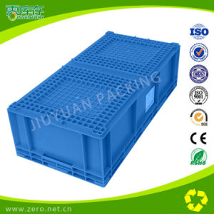 Good Quality Plastic Storage Crates for Warehouse and Logistics pictures & photos