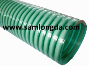 Spiral Reinforced PVC Suction Hose Pipe pictures & photos
