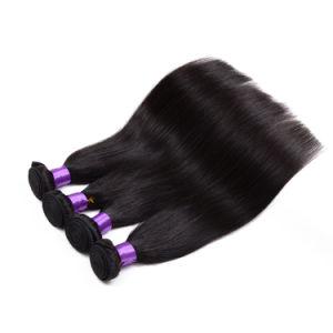 3PCS Brazilian Straight Hair Weave Bundles, 7A 100% Human Hair Unprocessed Wholesale Virgin Brazilian Hair pictures & photos