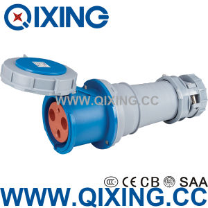 125A Three Phase Power Connector for Industry (QX3400) pictures & photos