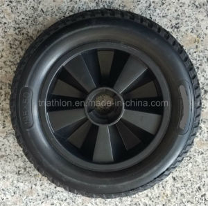 8X2 9X3 10X3 PU Foam Flat Free Tires pictures & photos