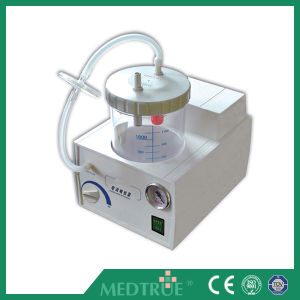 Medical Electrical Portable Vehicle Sputum Suction Device (MT05001044) pictures & photos
