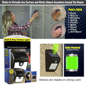 Ever Bright Motion Acticate Solar Powered LED Light (RS2000) pictures & photos