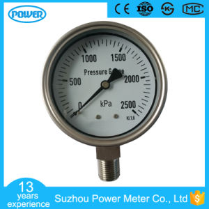 100mm All Stainless Steel Wika Manometer with Ce Certificate pictures & photos