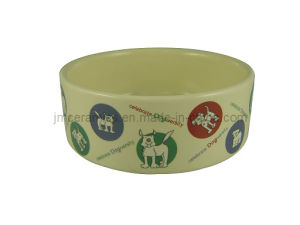 Ceramic Pet Dog Bowl pictures & photos