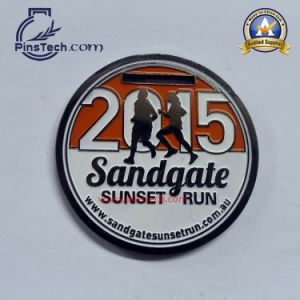 Customized Race Medal with Shiny Finish pictures & photos