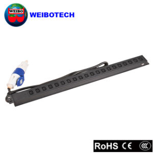 Customized PDU with Industrial Connector Anti-Water