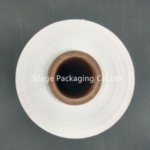 White 750mm*1500m*25mic Silage Wrap Film for EU pictures & photos