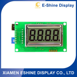 2.0 Inch Customized miniature LCD Display with Green Backlight pictures & photos