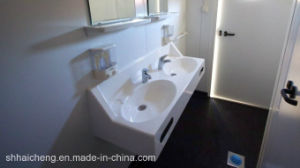 Movable Portable Container Prefabricated House Toilet (shs-fp-toilet001) pictures & photos