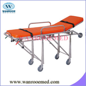 Amblance Stretcher with Breakaway Head Section pictures & photos