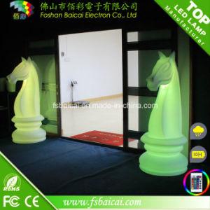 LED Chess Knight