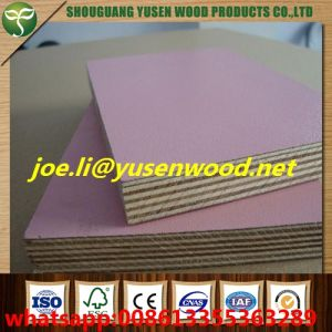 Partion or Furniture Use Melamine Faced Plywood with Hardwood Core pictures & photos