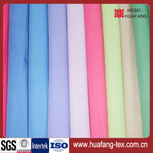 T/C Fabric 65/35 45x45 110x76 44/45′′ White (HFTC) pictures & photos